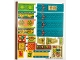 Part No: 43185stk01  Name: Sticker Sheet for Set 43185 - (69662/6317282)