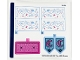 Part No: 43192stk01  Name: Sticker Sheet for Set 43192 - (75772/6333196)