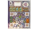 Part No: 43193stk01  Name: Sticker Sheet for Set 43193, Holographic - (77542/6338106)