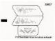 Part No: 44025stk01  Name: Sticker Sheet for Set 44025 - (17575/6073937)