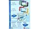 Part No: 45400stk01  Name: Sticker Sheet for Set 45400 - (67968/6300578)