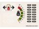 Part No: 4565stk01  Name: Sticker Sheet for Set 4565 - (170884)