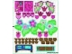 Part No: 4820stk01  Name: Sticker Sheet for Set 4820 - (52769/4261660)
