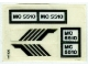 Part No: 5510stk01  Name: Sticker for Set 5510 - (197905)