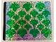 Part No: 5805stk01  Name: Sticker for Set 5805 - Sheet 1, Glitter Leaves (72607/4119384)