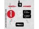 Part No: 5970stk01  Name: Sticker for Set 5970 - (86867/4552075)