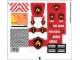 Part No: 60004stk01  Name: Sticker Sheet for Set 60004 - (12748/6021247)