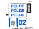 Part No: 60042stk01  Name: Sticker Sheet for Set 60042 - (14795/6044087)