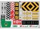 Part No: 60052stk01  Name: Sticker for Set 60052 - (15114/6045714)