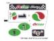 Part No: 60053stk01b  Name: Sticker Sheet for Set 60053 - North American Version - (16532/6061956)