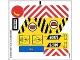 Part No: 60075stk01  Name: Sticker Sheet for Set 60075 - (19480/6099787)