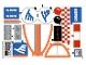 Part No: 60104stk01a  Name: Sticker for Set 60104 - International Version - (24549/6133216)