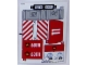 Part No: 60111stk01b  Name: Sticker for Set 60111 - North American Version - (24519/6133149)