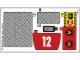 Part No: 60112stk01b  Name: Sticker Sheet for Set 60112 - North American Version - (24520/6133151)