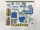 Part No: 60138stk01a  Name: Sticker Sheet for Set 60138 - International Version - (30891/6177950)
