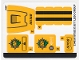 Part No: 60158stk01  Name: Sticker for Set 60158 - (33495/6187582)