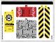 Part No: 60185stk01  Name: Sticker for Set 60185 - (37395/6218012)