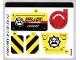 Part No: 60186stk01  Name: Sticker Sheet for Set 60186 - (37401/6218030)
