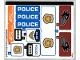 Part No: 60209stk01  Name: Sticker Sheet for Set 60209 - (44505/6248675)