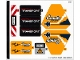 Part No: 60289stk01  Name: Sticker Sheet for Set 60289 - (73771/6329105)