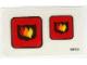 Part No: 6571stk01  Name: Sticker for Set 6571 - (168135)