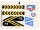 Part No: 6573stk01  Name: Sticker Sheet for Set 6573 - (72651/4118701)