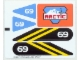 Part No: 6586stk01  Name: Sticker Sheet for Set 6586 - (72539/4116739)
