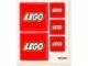 Part No: 6692stk01  Name: Sticker Sheet for Set 6692 - (195125)