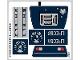 Part No: 6867stk01  Name: Sticker Sheet for Set 6867 - (10834/6007010)