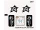 Part No: 70162stk01  Name: Sticker Sheet for Set 70162 - (17635/6074615)