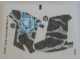 Part No: 70202stk01  Name: Sticker Sheet for Set 70202 - (14131/6036269)