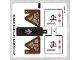 Part No: 70599stk01b  Name: Sticker Sheet for Set 70599 - North American Version - (24466/6132986)