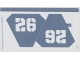 Part No: 70609stk01  Name: Sticker Sheet for Set 70609 - (33386/6186787)