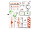 Part No: 70707stk01  Name: Sticker Sheet for Set 70707 - (14277/6037984)