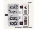 Part No: 70726stk01  Name: Sticker Sheet for Set 70726 - (16058/6056964)