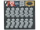 Part No: 71040stk01a  Name: Sticker for Set 71040, Mirrored - International Version - (27944/6159840)