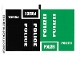 Part No: 7236.1stk01  Name: Sticker Sheet for Set 7236-1 - (52814/4261995)