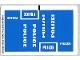 Part No: 7236.2stk01  Name: Sticker Sheet for Set 7236-2 - (61984/4520878)