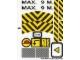 Part No: 7243stk01  Name: Sticker Sheet for Set 7243 - (53136/4264781)