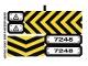 Part No: 7248stk01a  Name: Sticker for Set 7248 - Solid Color Background Version - (53050/4263329)