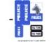 Part No: 7285stk01  Name: Sticker for Set 7285 - (93162/4599937)