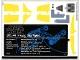 Part No: 75181stk01  Name: Sticker Sheet for Set 75181 - (39885/6238368)