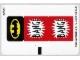 Part No: 76013stk01  Name: Sticker Sheet for Set 76013 - (15874/6055644)