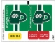 Part No: 76015stk01a  Name: Sticker Sheet for Set 76015 - International Version - (17209/6069103)