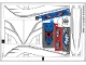 Part No: 76028stk01b  Name: Sticker Sheet for Set 76028 - Solid Color Background Version - (20118/6103315)