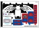 Part No: 76115stk01  Name: Sticker Sheet for Set 76115 - (46155/6254405)