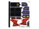 Part No: 76159stk01  Name: Sticker Sheet for Set 76159 - (68193/6302554)