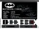 Part No: 76161stk01  Name: Sticker Sheet for Set 76161 - (68197/6302558)