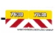 Part No: 7630stk01  Name: Sticker for Set 7630 - (64950/4540009)