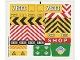 Part No: 7633stk01  Name: Sticker Sheet for Set 7633 - (64946/4539994)